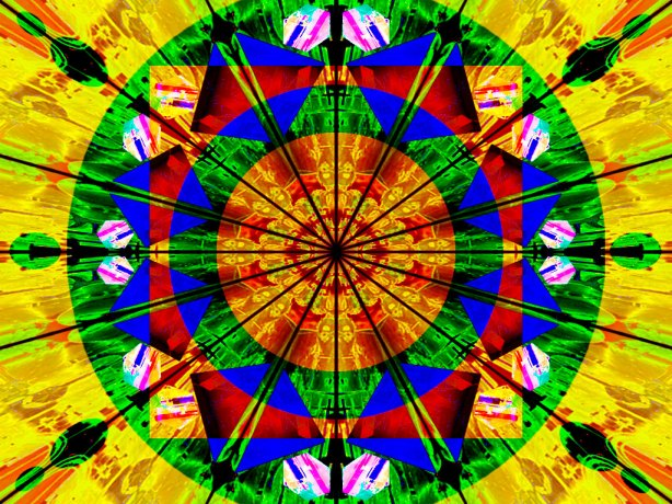 wooden kaleidoscope plans